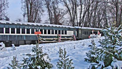 Six Historic Trains That Embody the Holiday Spirit