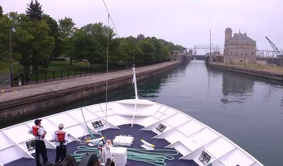 Preview thumbnail for video'Voyage to the Great Lakes