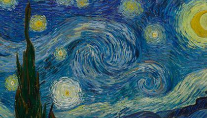 Vincent van Goghs The Starry Night