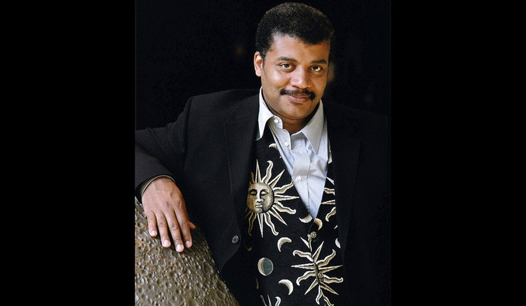 Neil deGrasse Tyson is arguably the recognizable face in astronomy. He's an exception.