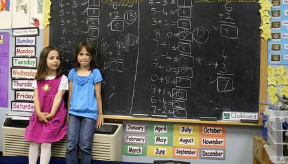 Women Who Score Well on Both Math And Verbal Tests Still Don't Choose Science Careers