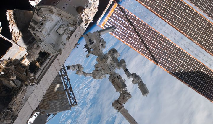 Robot Helpers Are Coming to the Space Station