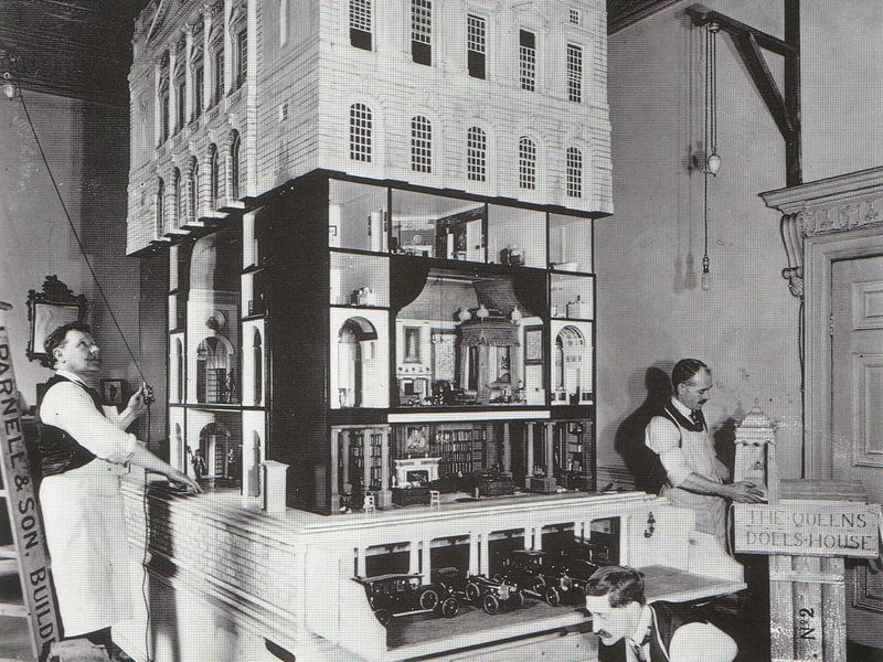 From Bauhaus To Dollhouse When Architects Think Small Arts