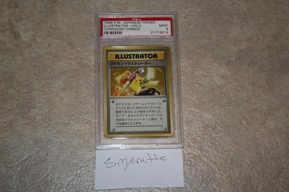 For 100 000 You Can Have The Most Valuable Pokemon Card Ever