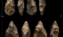 "Stone Tools at Arabian ""Crossroads"" Present Mysteries of Ancient Human Migration"