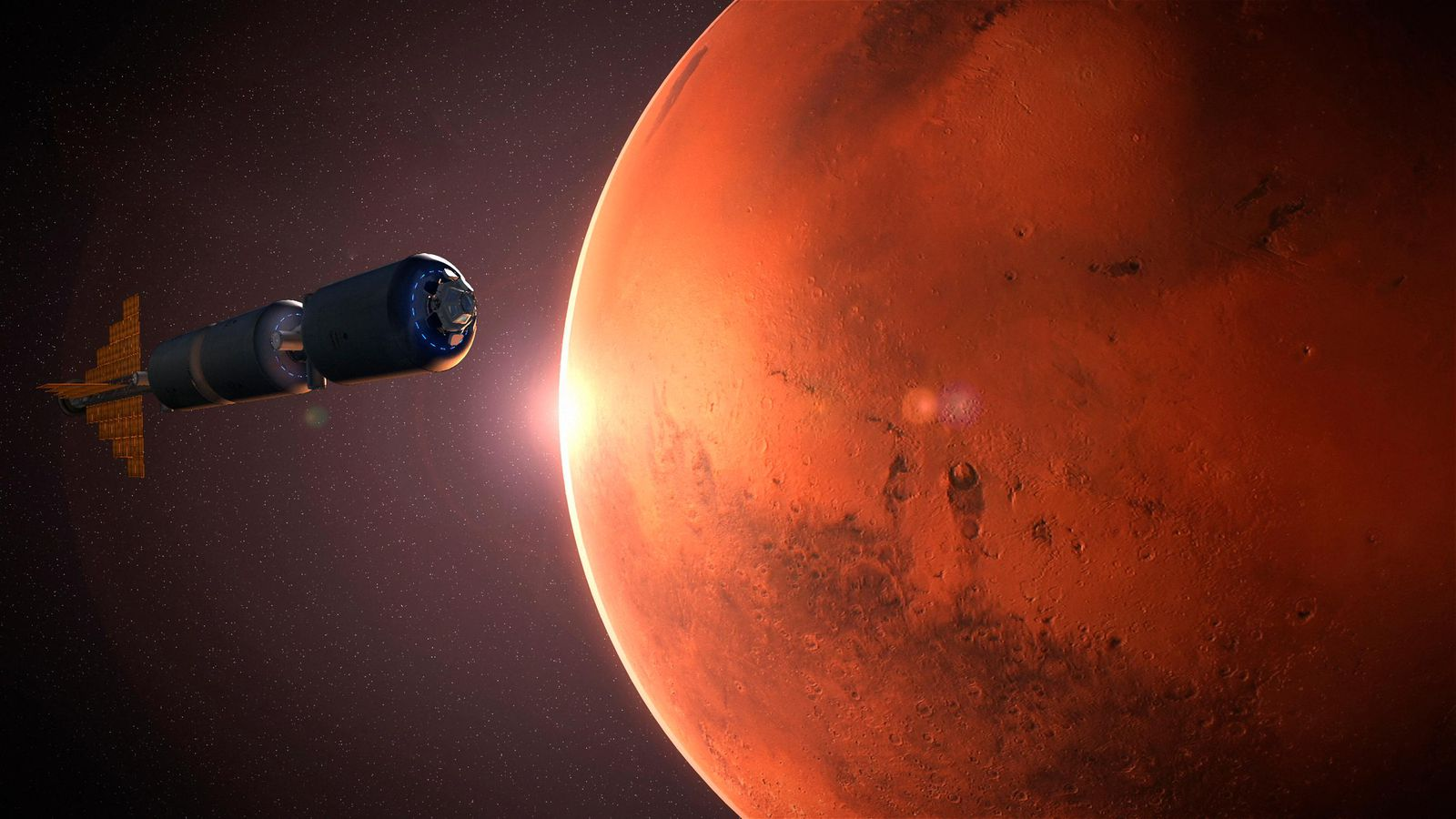 Sleeping Their Way To Mars Space Air Space Magazine Images, Photos, Reviews