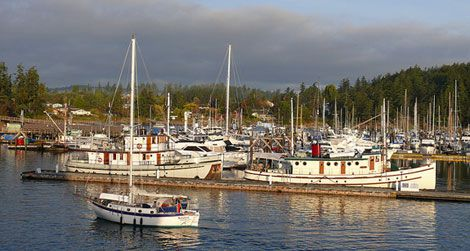 Gig Harbor was named one of the 20 best small towns in America