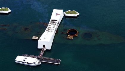 Exterior Cracks Force Indefinite Closure of the USS Arizona Memorial