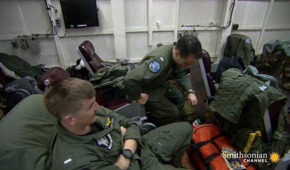 Preview thumbnail for video'Here's what it takes to become a certified C2-A pilot