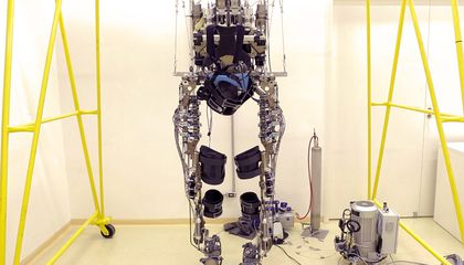 Mind-Controlled Technology Extends Beyond Exoskeletons
