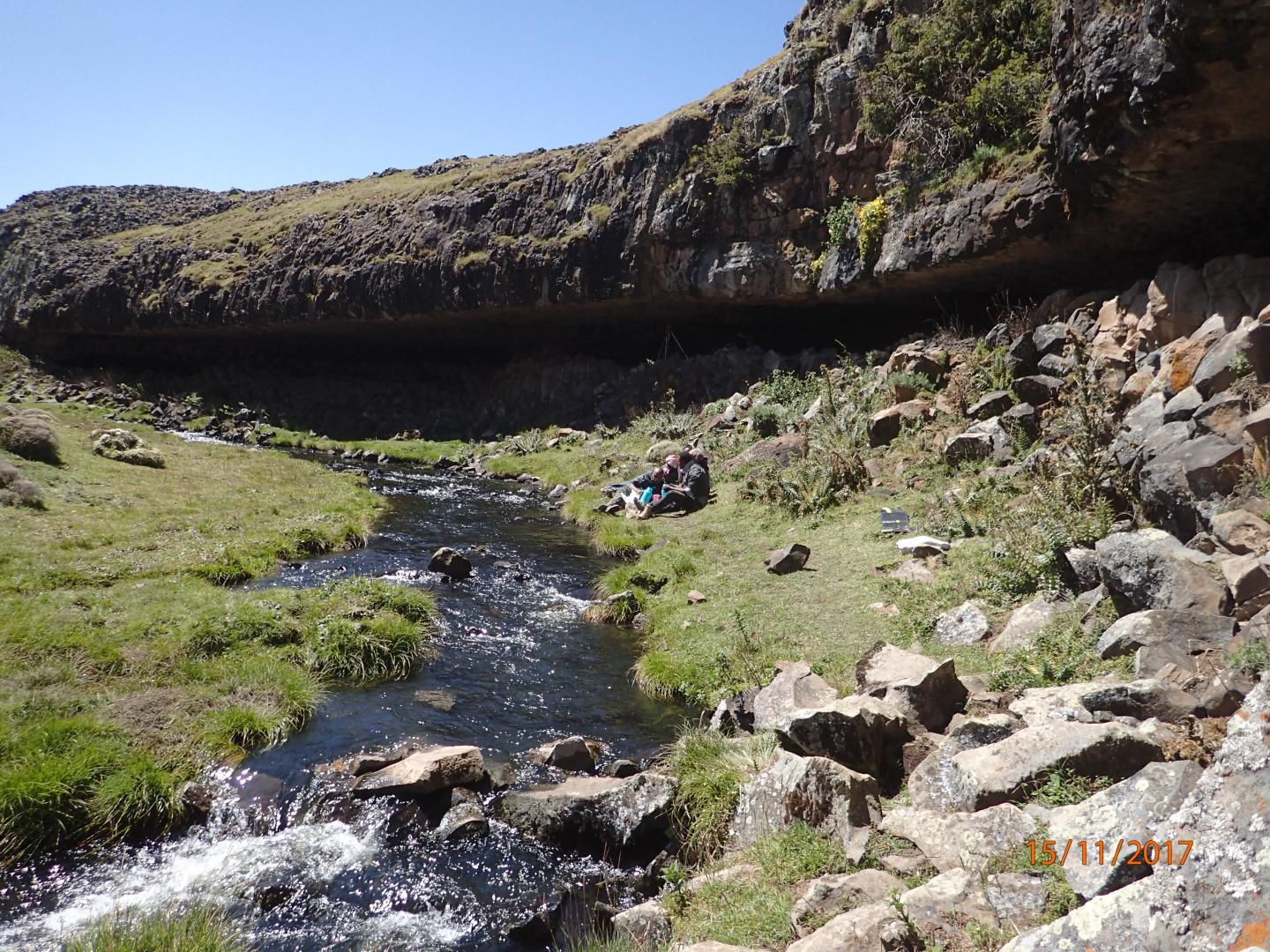 Archaeologists Uncover Evidence of an Ancient High-Altitude Human Dwelling