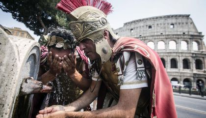 Rome Just Banned Centurions