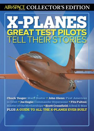 Preview thumbnail for video 'X-PLANES