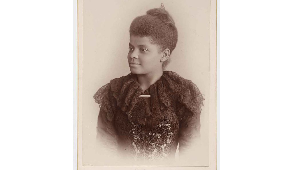 Spanning the arts and humanities to science and engineering, the release compiles artifacts, specimens, datasets and portraits (above: Ida B. Wells by Sallie E. Garrity) from an array of fields onto a single online platform.