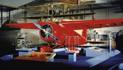 Amelia Earhart Soars at the Movies and the Smithsonian