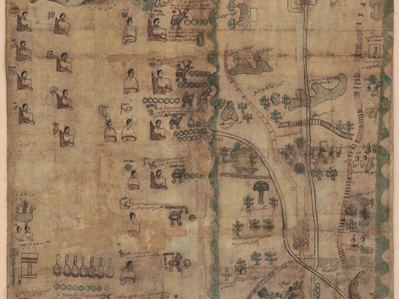 Behold the Newly Digitized 400 Year Old Codex Quetzalecatz