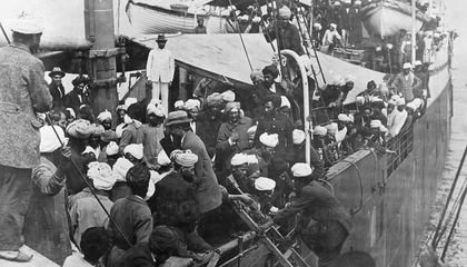 The Story of the Komagata Maru Is a Sad Mark on Canada's Past