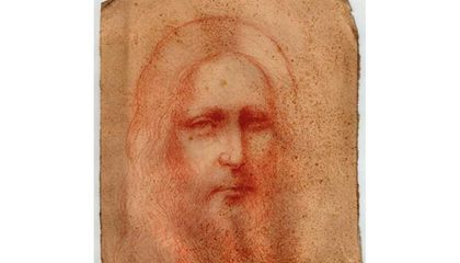 Art Historian Claims a Newly Discovered Drawing Is the Work of Leonardo da Vinci