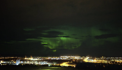 Why Iceland's Biggest City Turned Off Its Lights for One Night
