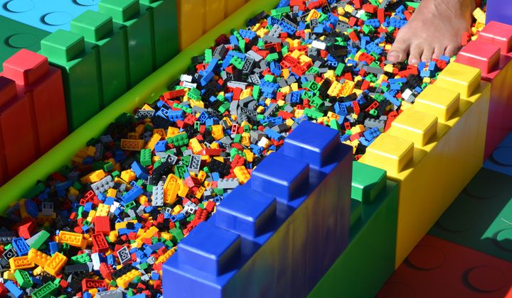 Why Walking on Legos Hurts More Than Walking on Fire