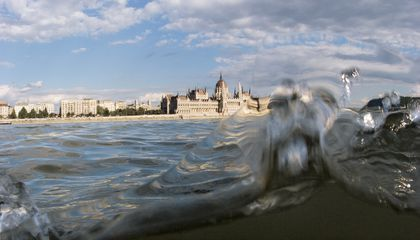 """The Danube River Project,"" Budapest"