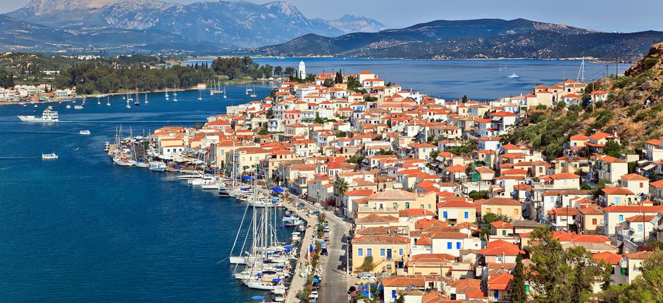 Athens and Poros <p>Immerse yourself in the history and culture of Greece during this special Cultural Stay program featuring two nights in Athens and a six-night stay on the quiet island of Poros at the New Aegli Hotel, located on the beach. </p>