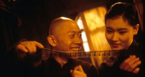 The film Shadow Magic features the arrival of motion pictures in China.