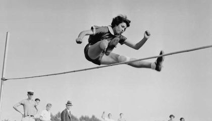 The True Story of the German-Jewish High Jumper Who Was Barred From the Berlin Olympics