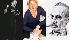 Which of These Comedians Should the Portrait Gallery Put on Display?
