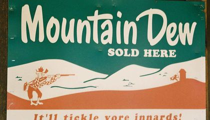 Mountain Dew Once Had Ties to Moonshine
