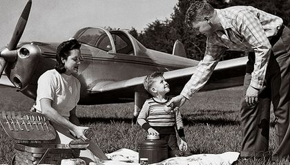 For a few magical years, it looked like every family would own an airplane.