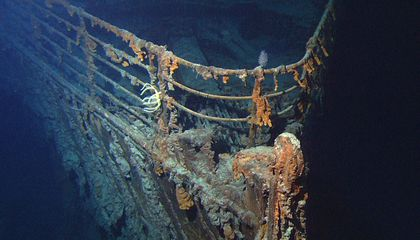 Court Case Alleges Submarine Collision With Wreck of the Titanic Went Unreported