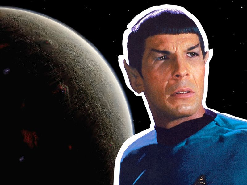 "Real Planet Discovered Where Vulcan Home World in ""Star Trek"" Is Set"