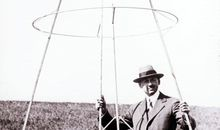 Robert Goddard's 1928 Hoopskirt Rocket Was a (Very) Small Step to the Moon