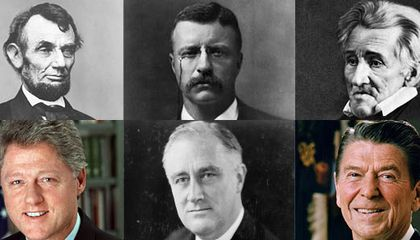 How Would You Rank the Greatest Presidents?