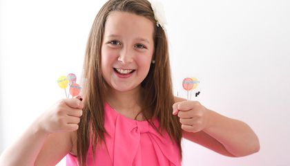 Meet the 11-Year-Old Who Invented a Healthy Lollipop