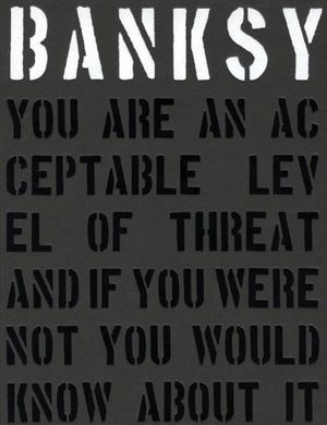 Preview thumbnail for video 'Banksy.: You Are an Acceptable Level of Threat