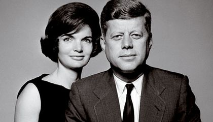 Portrait of the Kennedys