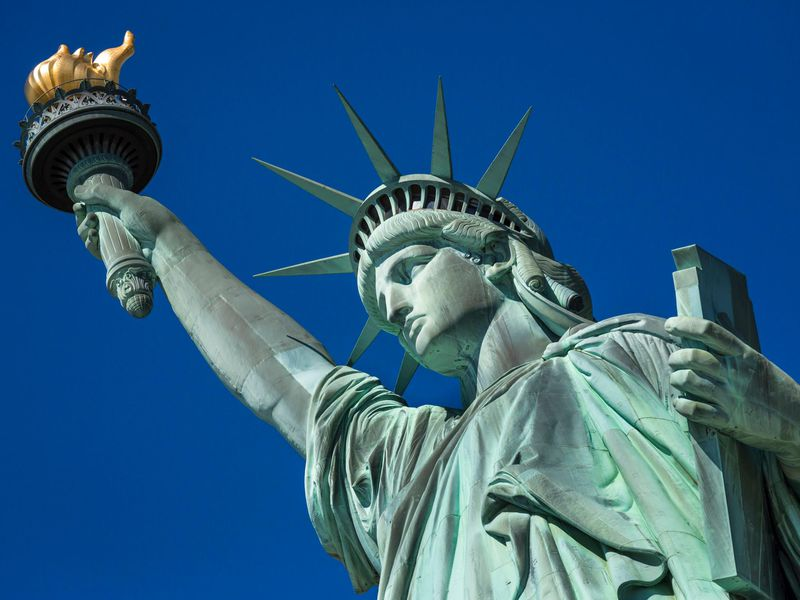 the statue of liberty was originally a muslim woman smart news