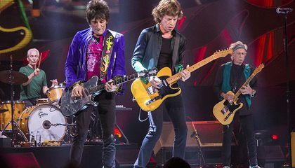 For Rolling Stones Fans, This Book Is a Dream Come True