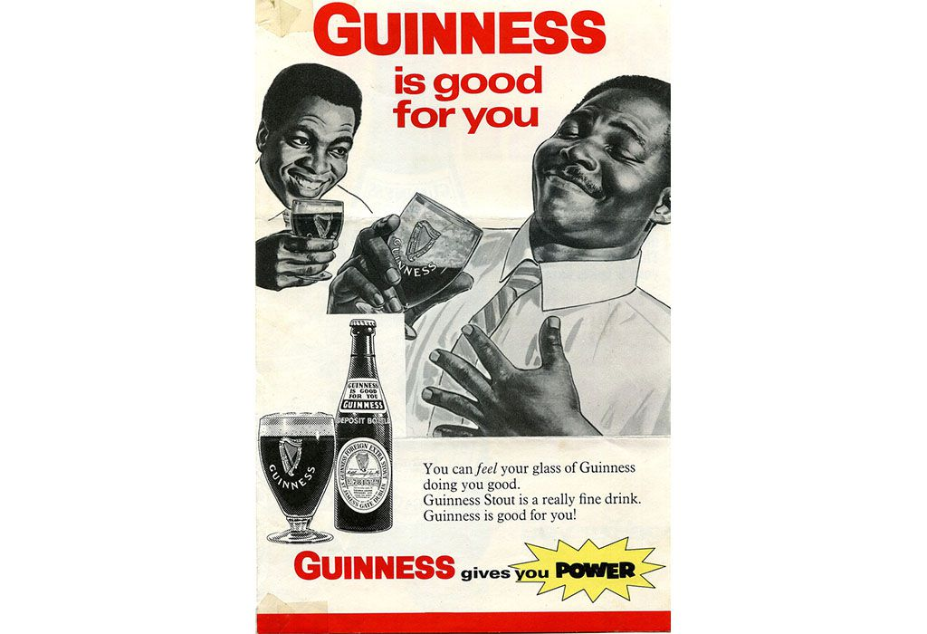 Guinness Ad 1968