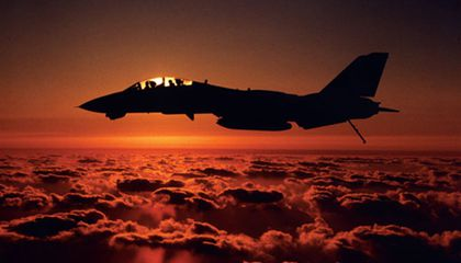 Tales of the F-14