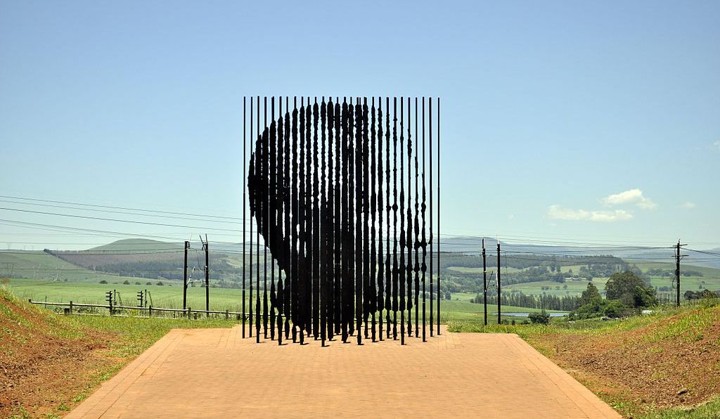 Nelson Mandela's capture site.