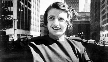 The Literary Salon That Made Ayn Rand Famous