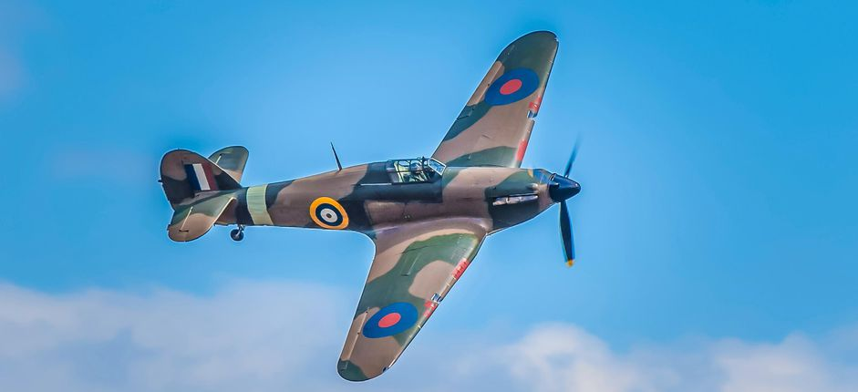 The Battle of Britain <p>Enjoy an in-depth guided tour of the major sites from the Battle of Britain, explore the best preserved World War II airfield in the United Kingdom, and&nbsp;attend the famous Farnborough Air Show.&nbsp;</p>