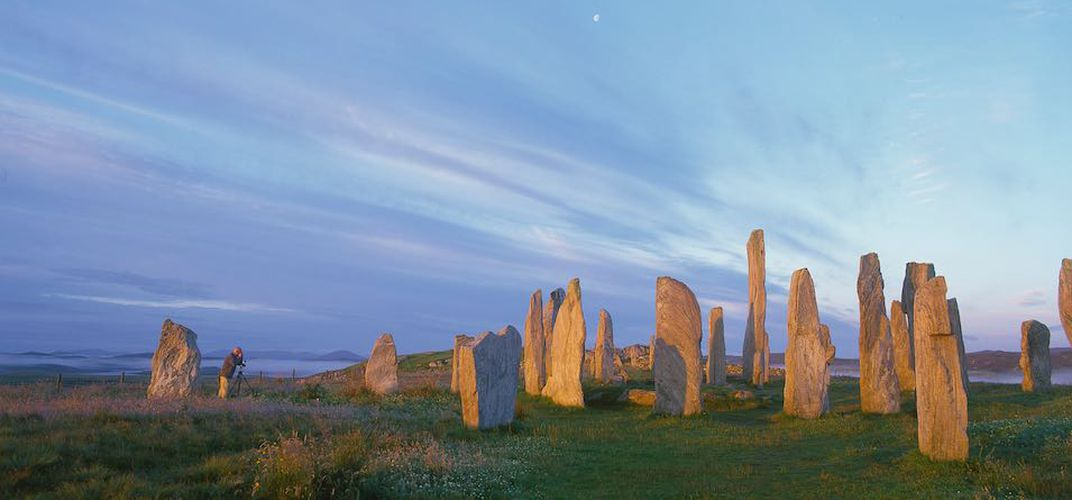 Standing Stones of Callanish, Isle of Lewis and Harris