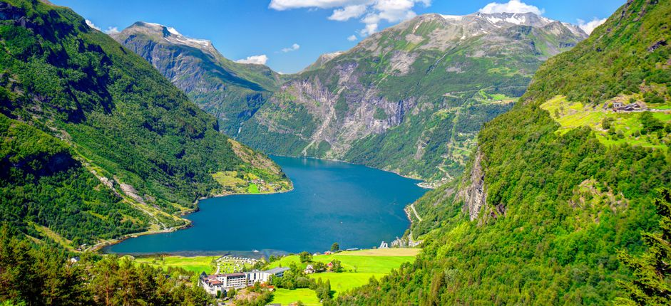 Scandinavian Journey <p>Take a Scandinavian journey featuring cosmopolitan cities and breathtaking countryside, as well as famed fjords and soaring snowcapped mountains.</p>