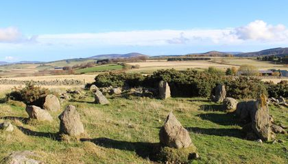 Oops: 4,500-Year-Old Stone Circle Turns Out to Be 1990s Replica