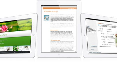 Are Apple's digital textbooks going to change the industry?