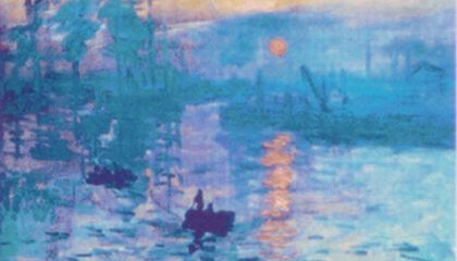 This Monet Isn't the Real Thing—But It's Awfully Close